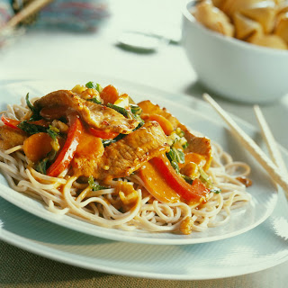 Spicy Pork Stir-Fry Recipe