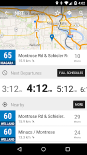 Niagara Region Transit Bus - MonTransit - náhled