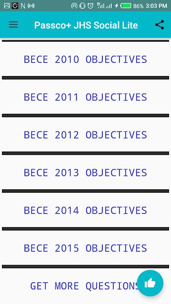 Passco+ BECE Social Lite screenshot 3