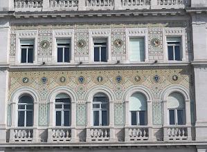 Photo: 007 Mosaiikkiseinää Triestessä