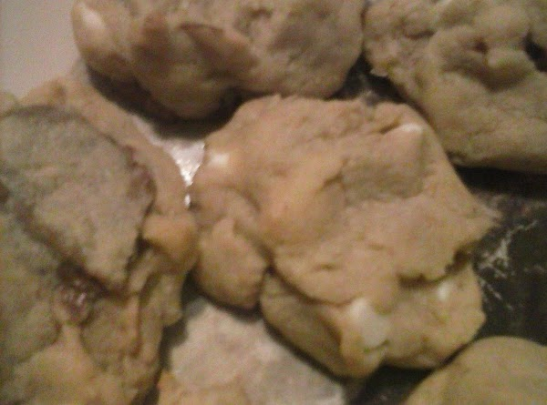 White Chocolate Suprise Cookies Recipe