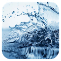 Water 3D. Video Wallpaper icon