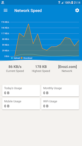 Network Speed – Monitoring v1.0.0 Beta 5