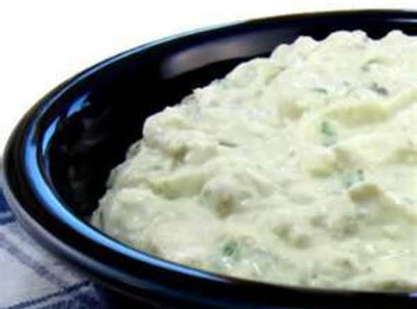 Bleu Cheese Dip (buffalo Style Optional) Recipe
