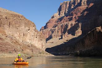 """Photo: """"the canyon is soooo 3 dimensional""""... hmmmm"""