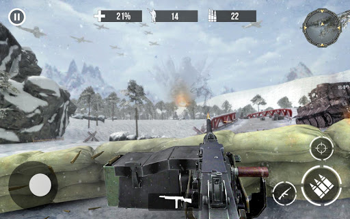 Call of Sniper WW2: Final Battleground War Games  screenshots 5