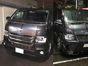 ハイエースバン  スーパーGL 2.5DT 4WDのカスタム事例画像 ゆーきさんの2018年11月28日02:09の投稿