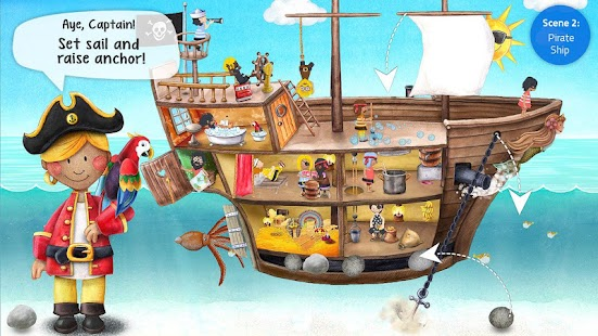 Tiny Pirates Seek & Find Kids- screenshot thumbnail