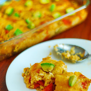 Mexican Casserole - Low Carb.