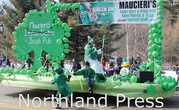 "Photo: And the winner is Maucieri's Italian Restaurant with their ""Irish Pub"" floatphoto by Donna Evans"