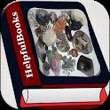 Rocks & Minerals Book icon