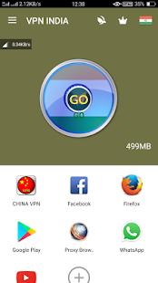 INDIA VPN - Lite - náhled