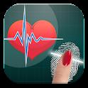Finger Prank Blood Pressure icon