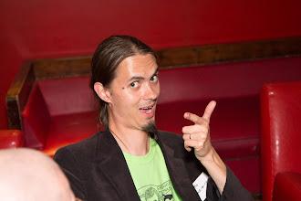 Photo: Iltabileissä Otto Approves a second time