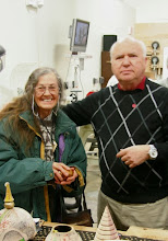Photo: MCW has a mentoring program that can help new turners get safely through some of the difficult learning issues.  Eliot Feldman is going to be mentoring Margaret Follas in hollowing.  I can't think of anyone better!