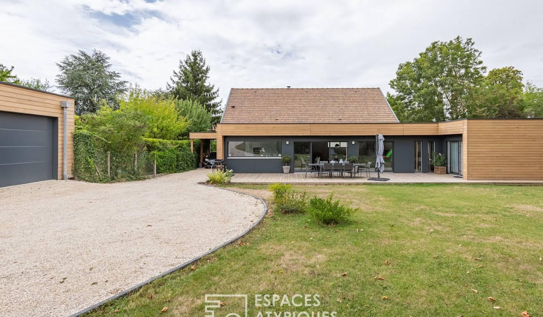 Maison avec terrasse Mennecy