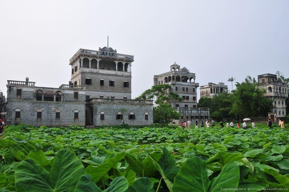 Diaolou, as torres fortificadas da China