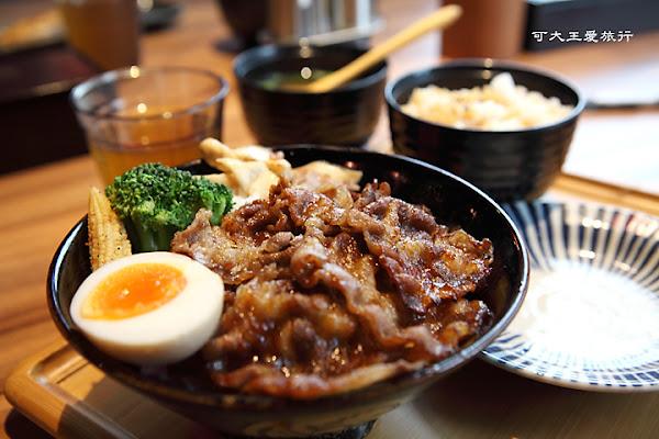 大河屋 微風南山平價日式燒肉丼