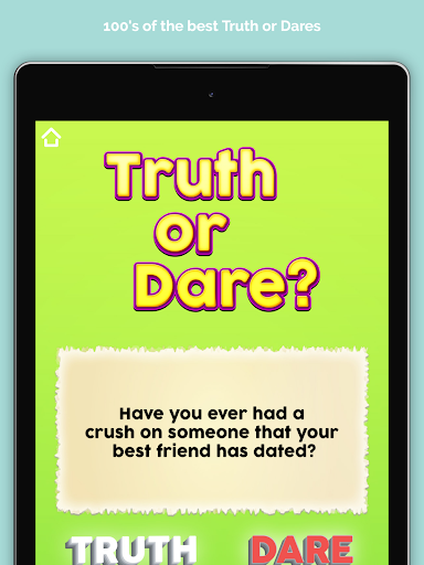 Good truth or dares for teens
