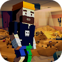 PixLand Run : Zombies Rush Game icon