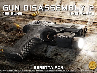 Gun Disassembly 2 v11.8.0