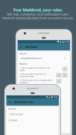 MailDroid screenshot 6