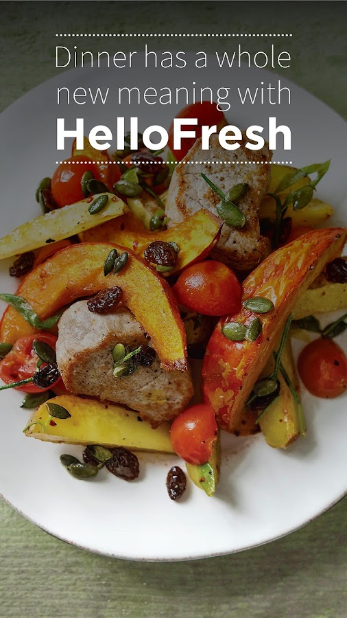 Hellofresh get cooking android apps on google play hellofresh get cooking screenshot forumfinder Choice Image