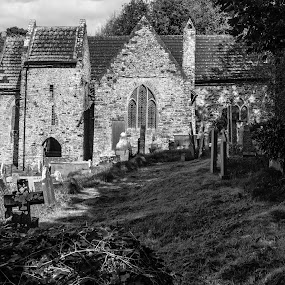 St Ishmael's church wales by Sean Kirkhouse - Buildings & Architecture Places of Worship