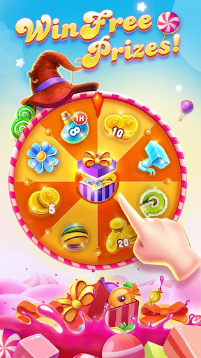 Candy Charming - 2019 Match 3 Puzzle Free Games for Android apk 6