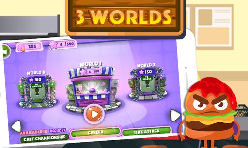 Wakanda Burger Chef  screenshots 2