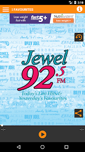 Jewel 92.5- screenshot thumbnail