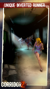 Corridor Z Screenshot 1