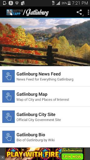 Gatlinburg Smoky Mountains