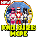Power Rangers Mod for Minecraft PE icon