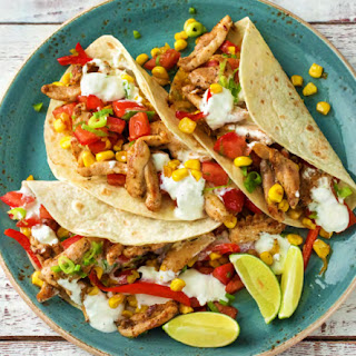 Smoky Chicken Tacos
