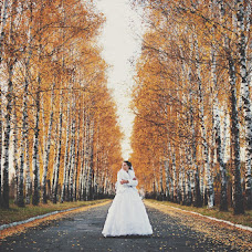 Wedding photographer Sergey Khaschiyuk (Tremer). Photo of 25.09.2013
