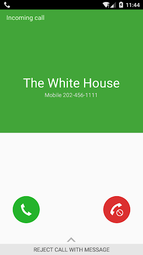 Fake Call 1.2.6 screenshots 2