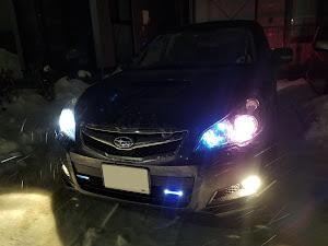 レガシィB4  のライトのカスタム事例画像 だいふくさんの2019年01月15日19:29の投稿