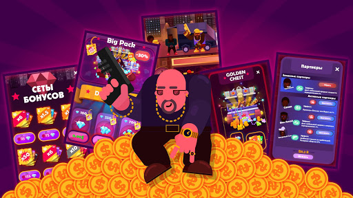 Idle Mafia Tycoon - Tap Inc Game apktram screenshots 10