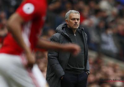 José Mourinho endeuillé
