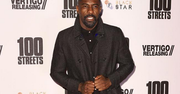 Idris Elba starts filming S5 Luther