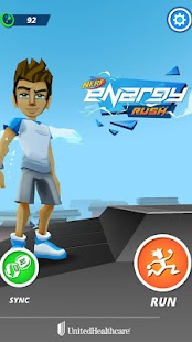 Nerf Energy Rush- screenshot thumbnail