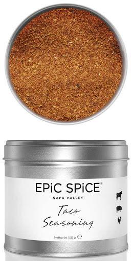 Taco Seasoning – Epic Spice