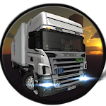 Truck Driving Simulator Icon