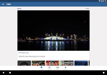 FIFA Tournaments, Soccer News & Live Scores 6