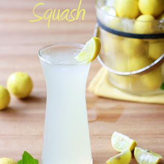 Lemon Squash.