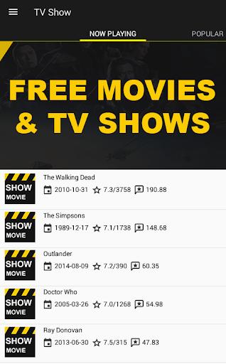 Free Movies & Shows 3.0 screenshots 2