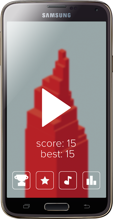 Structure Best 3D Towers Game- screenshot