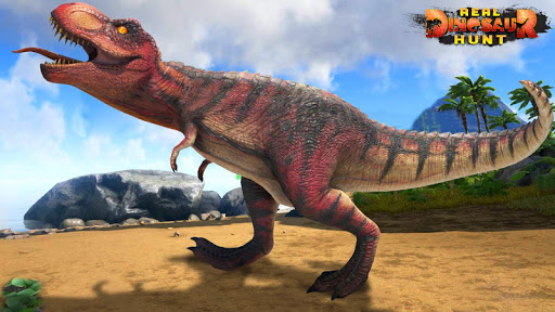 Dino Games - Hunting Expedition Wild Animal Hunter 6.0 screenshots 5