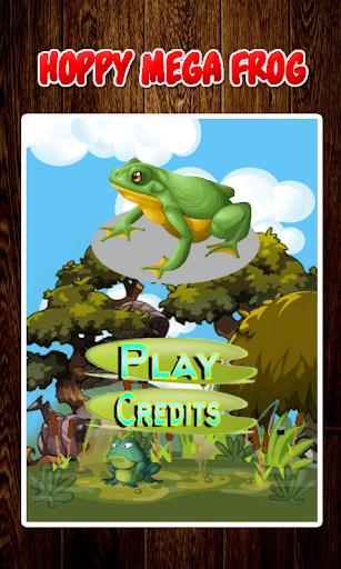 Hoppy Mega Frog